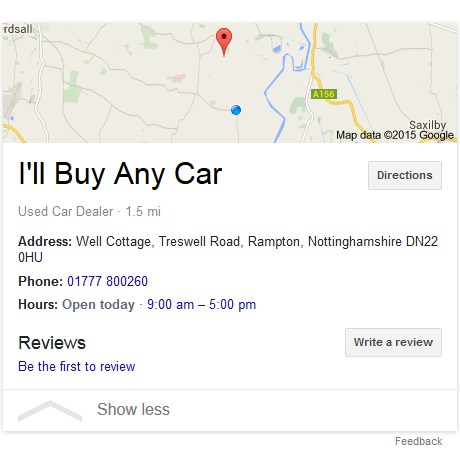 i'll-buy-any-car-google-page