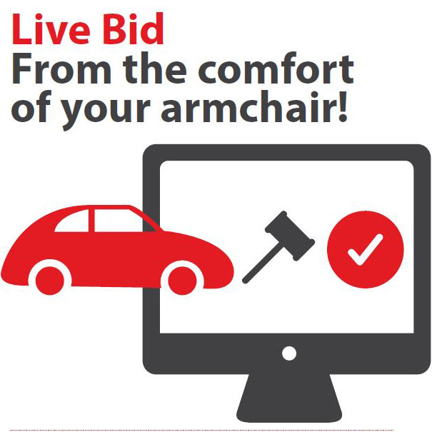 BMAR Live Bid Graphic