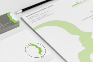 New View Consultants - Stationery